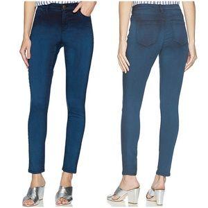 Bandolino Thea High Rise Jeggings Skinny Jeans